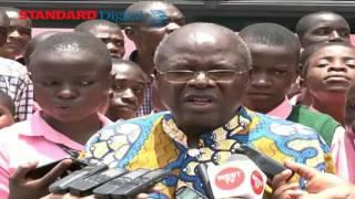 Politricks: President Uhuru Kenyatta vs Raila Odinga on Post elections violence