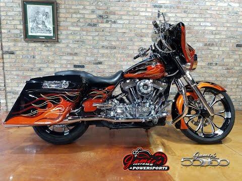 2006 Harley-Davidson FLHX Street Glide in Big Bend, Wisconsin - Video 1