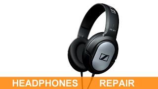 SENNHEISER HD 201 Headphones Cable Repair