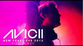 - AVICII - || NYE @ LIVE AT PIER 94  || 01-01-2012 FULL SET HD