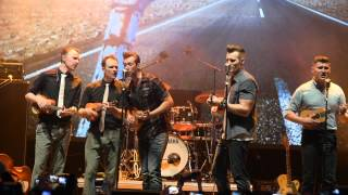 The Baseballs - What you want (live in Moscow / Yotaspace / 22 april 2015)