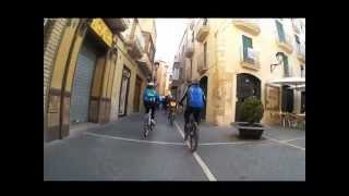 preview picture of video 'Open natura BTT El Vendrell'