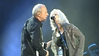 "Mark Knopfler & Emmylou Harris ""Right Now""  2006 Zurich"