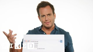 Will Arnett Answers the Web's Most Searched Questions | WIRED