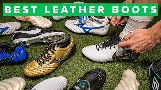 TOP 5 BEST LEATHER BOOTS 2019