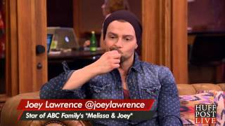 Joey Lawrence Explains The Origins Of 'Whoa'