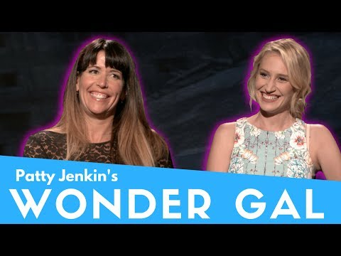 Patty Jenkins on Gal Gadot, Chris Pine, Wonder Woman