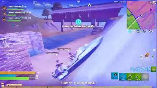 Late night fornite grind (Trying to earn money for new pc)