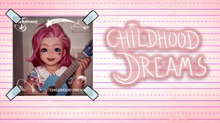 Seraphine - Childhood Dreams (LYRIC VIDEO)
