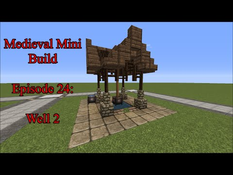 Medieval Mini Build Well