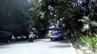 strobo ala Sugeng Rahayu W 7431 UY A.K.A GEGANA