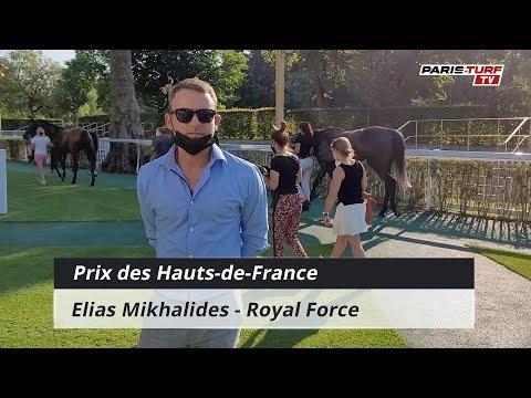 """Quinté+ de mardi 27/07 à Compiègne : """"Tout va dépendre du terrain pour Royal Force (2)."""""""