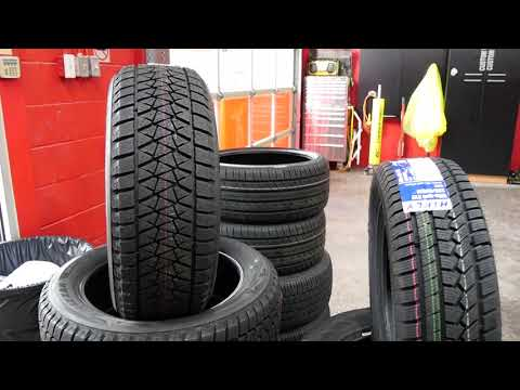 BLIZZAK SNOW TIRES VS CHEAP SNOW TIRES (WHICH ONE SHOULD I BUY?)