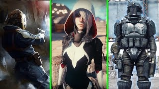 Fallout 4 TOP 5 BEST Armor and Outfits