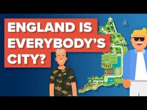 What if ENGLAND was EVERYBODY'S CITY?