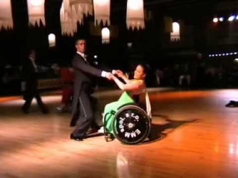 World Cup Cuijk Holand wheelchair dance sport