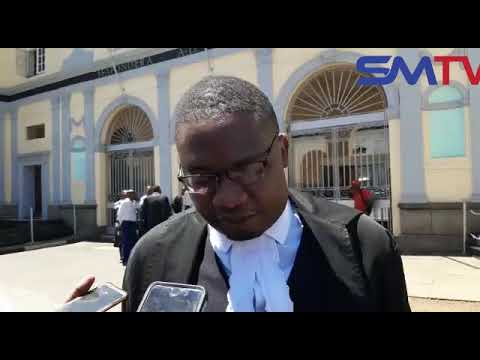 Mary Chiwenga's lawyer Slyvester Hashiti speaks on her client bail applications – VIDEO