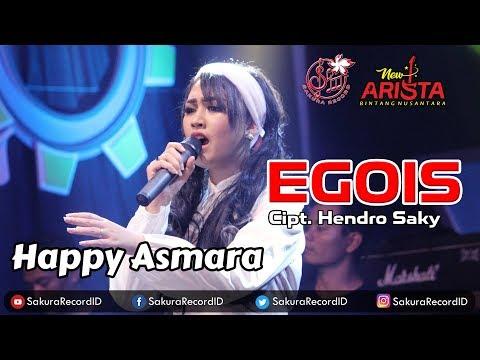 Happy asmara   egois  official music video