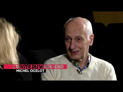 Weekend guest: Michel Ocelot