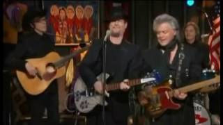 Roger McGuinn And Marty Stuart You Aint Goin Nowhere