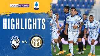 Atalanta 1-1 Internazionale Pekan 7