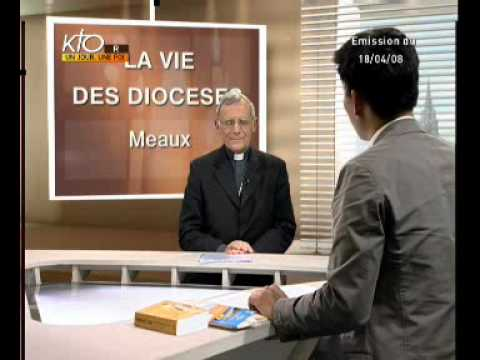 Mgr Albert-Marie de Monléon - Diocèse de Meaux