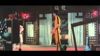 BRUCE LEE - Game of death lost footage of the pagoda fight