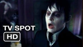 """Фильм """"Мрачные тени"""", ролевая игра., Dark Shadows - TV Spot #1 - Johnny Depp, Tim Burton Movie (2012)"""