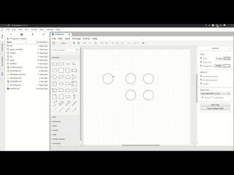 Drawing Editor