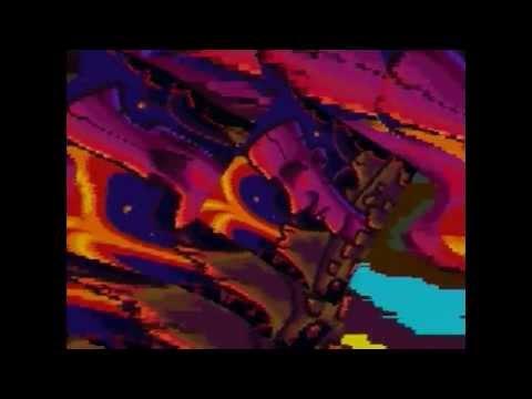 Silly Venture 2014 invite by Dune (Atari Falcon intro)