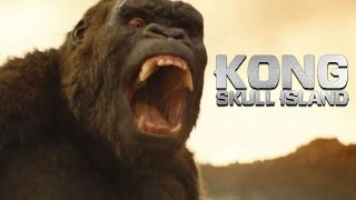 KONG SKULL ISLAND 2 OFFICIAL TRAILER {2017}