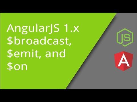 AngularJS Emit vs Broadcast with Code Example - Naijafy