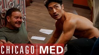 Major Disturbance In Dr Choi's Neighbourhood | Chicago Med