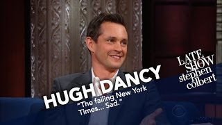 Hugh Dancy Says MAGA Isnt As Bad As A Nation Named Great Britain