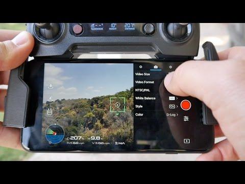 Drone Tutorial - DJI Mavic Pro - BEST Picture Settings (SECRET TIPS) | Momentum Productions