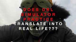 Does DRL Drone Simulator Freestyle Practice Translate Into Real Life?? (2020)