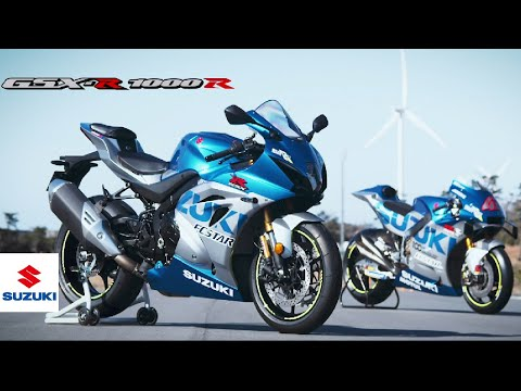 2021 Suzuki GSX-R1000R 100th Anniversary Edition in Clearwater, Florida - Video 1