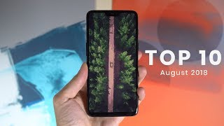 Best Android Apps - August 2018!