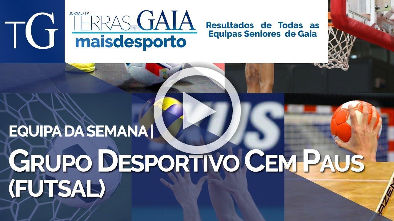02bf3c4218 Grupo Desportivo Cem Paus (Futsal)