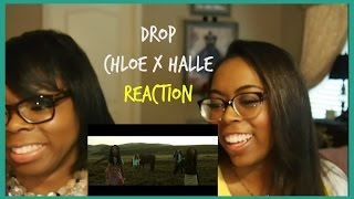Drop Chloe X Halle Music Video Reaction