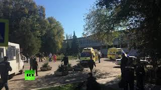 «У нас взорвали политех, в нас стреляли»: студентка колледжа — о теракте в Керчи