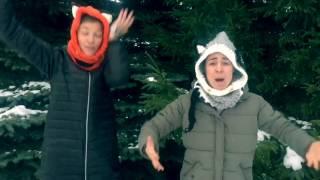 Танцы на льду !!! ОСТОРОЖНО! Гололёд !