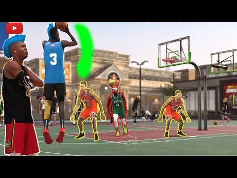 THE ONLY PERFECT JUMPSHOT ON NBA 2K19... DONT TELL ANYONE... nba 2k19 best jumpshot