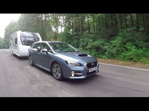The Practical Caravan Subaru Levorg review
