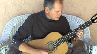Les Barricades Mysterieuses (The Mysterious Barricades)- Classical Guitar