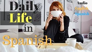 Learn Spanish For Daily Life 😎130 Daily Spanish Phrases 👍 English Spanish