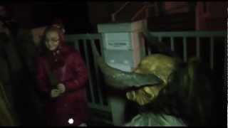 preview picture of video 'Goldberg Teufeln ziehen durch Reisenberg 2012'