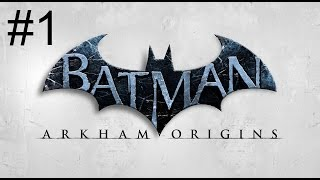preview picture of video 'Batman: Arkham Origins Walkthrough Part 1 - A Legend Begins'