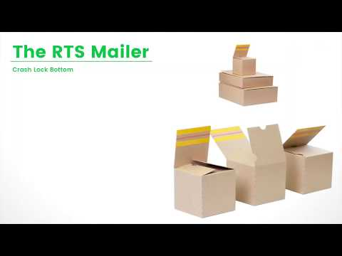ABBE-AUSTCOR e-commerce packaging solutions – The RTS carton design