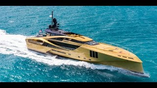 Luxury Yacht KHALILAH By 1800yachtcharters